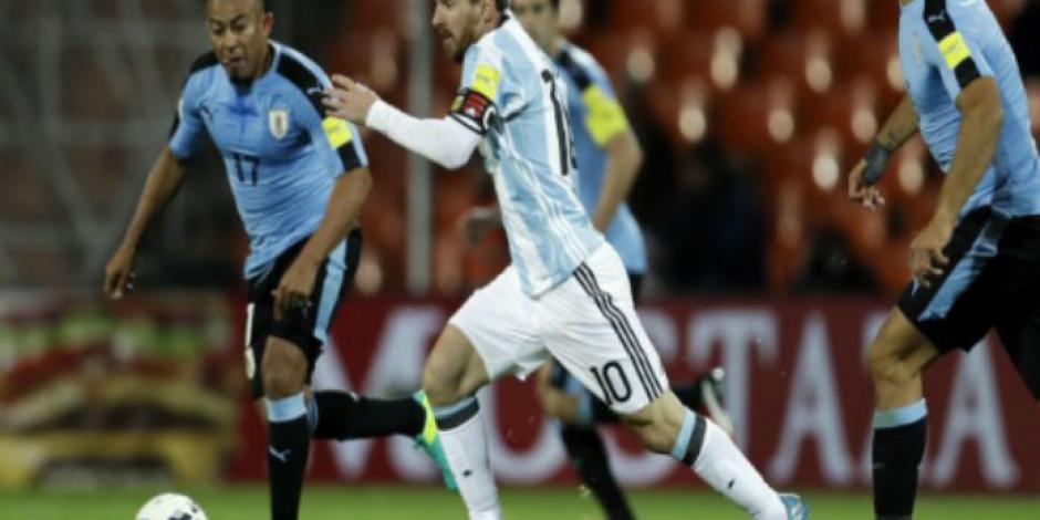 Uruguay-Argentina, un clásico con altas expectativas