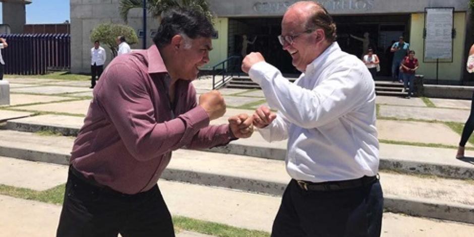 Graco Ramírez pone en marcha el programa