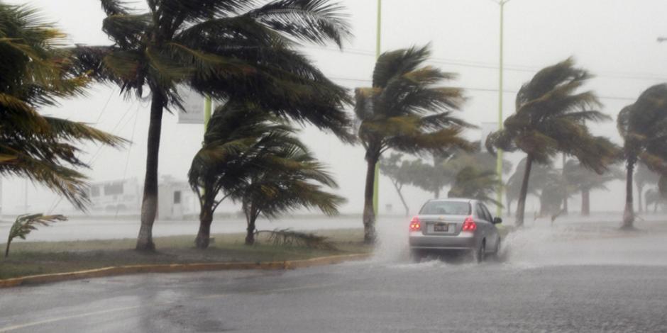 EPN alerta por posibles desbordamientos de ríos en Veracruz