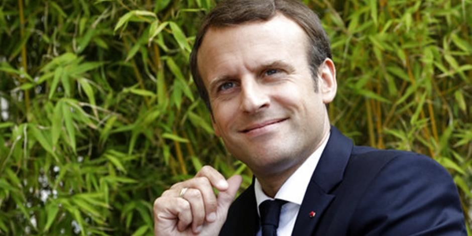 Macron promueve la reforma proempresarial que lo hundió