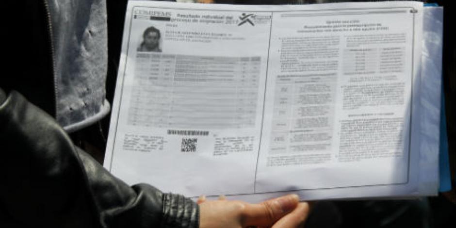 Programa evaluador de la UNAM no es obsoleto, defiende Comipems