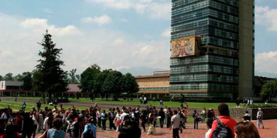 Más de 480 estudiantes extranjeros arrancan ciclo en la UNAM