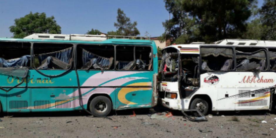 Mueren 8 personas tras ataque suicida en Siria