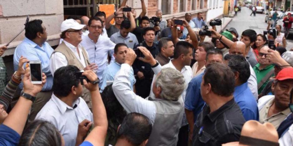 Juntos reactivaremos la economía de Cuautla, afirma Graco Ramírez