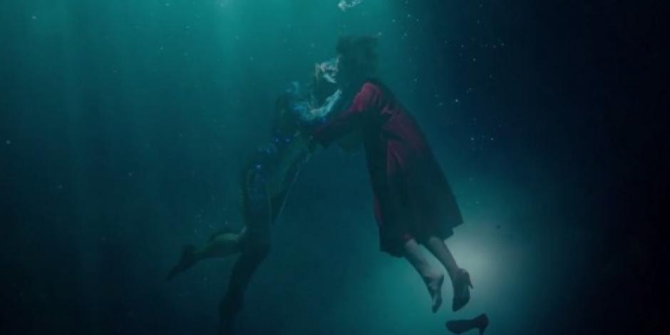 """Estrenan primer tráiler de """"The Shape of Water"""", el nuevo cuento de fantasía de Guillermo del Toro"""