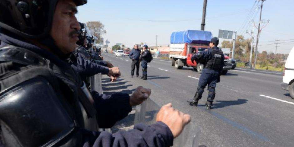 Cae expolicía federal que agredió a periodista en Michoacán