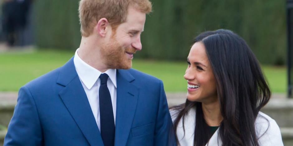Confirman fecha para la boda del príncipe Harry y Meghan Markle