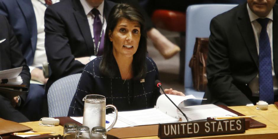 Amaga EU con destruir Norcorea si sigue con ensayos nucleares