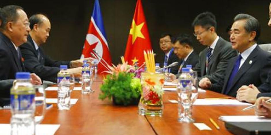 China cierra las puertas a importaciones de Norcorea