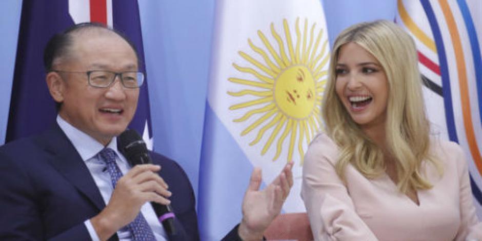 Trump defiende que su hija ocupara su silla en G-20