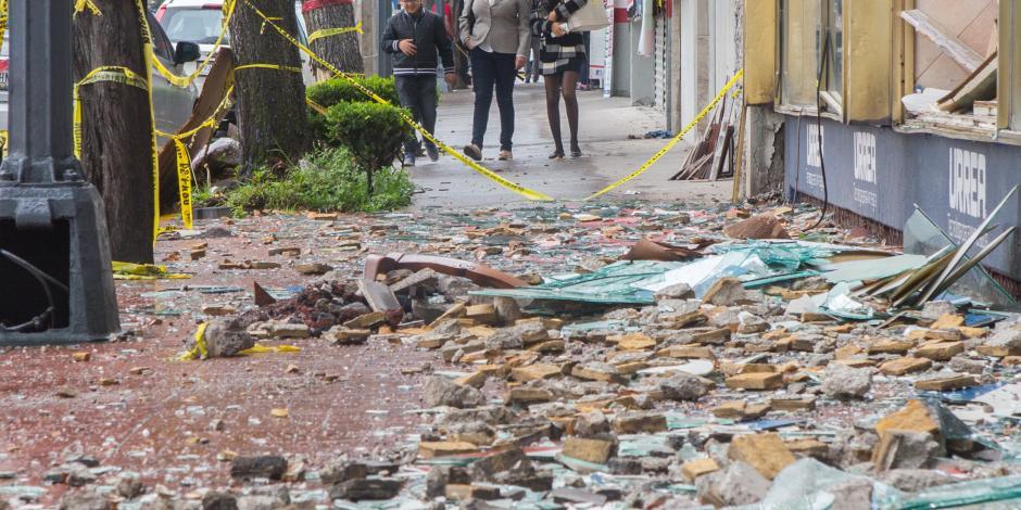 Por sismos, 47 aseguradoras deben pagar 16.5 mil mdp