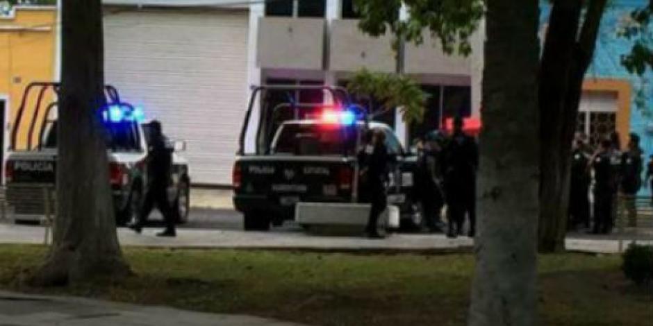 Caen 2 presuntos sicarios tras balacera en Colima