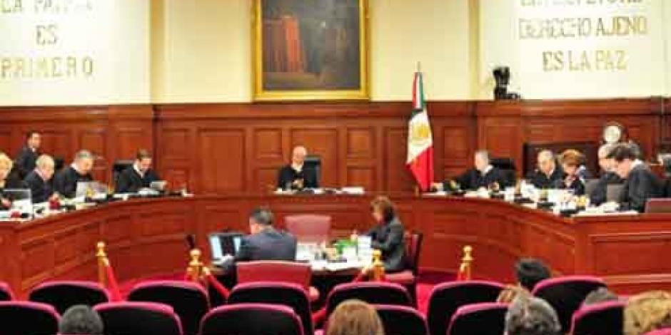 SCJN avala que reos de delitos graves puedan solicitar libertad provisional