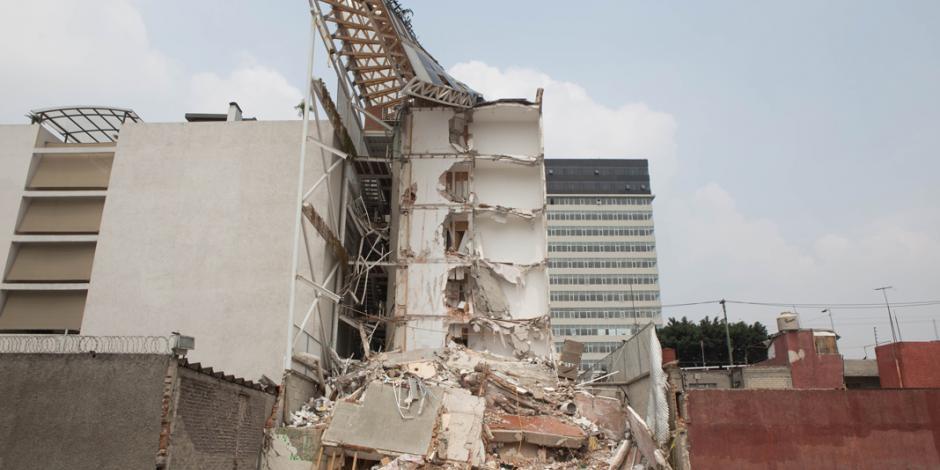 Infonavit detecta 8 mil 480 viviendas dañadas tras terremoto