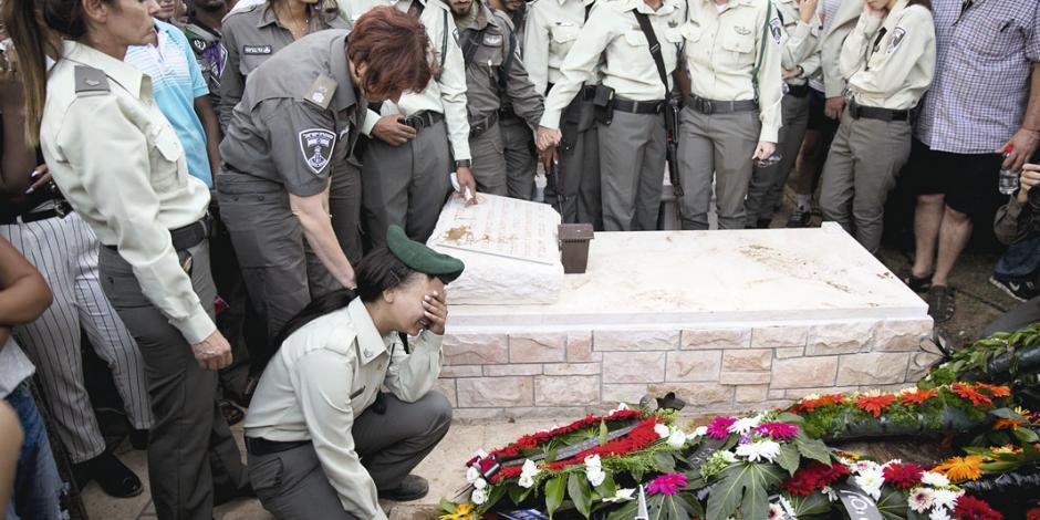 Un palestino mata a tres en  asentamiento de Cisjordania