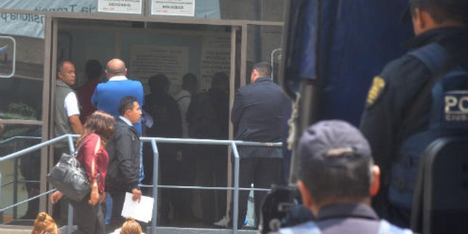 Vinculan a proceso a 7 tras operativo en Tláhuac; 7 más quedan en veremos