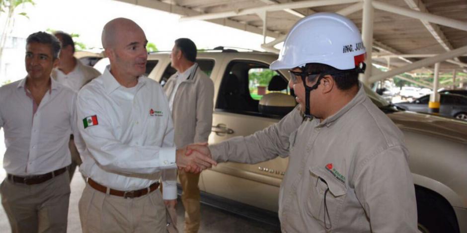<em>Huachicol</em> cuesta a Pemex 20 mmdp al año, afirma González Anaya