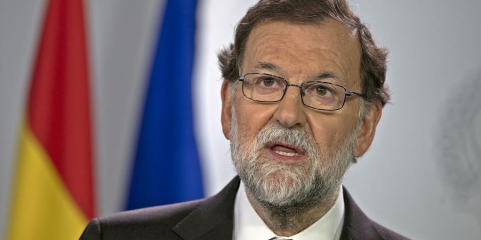 Rajoy disuelve Parlamento de Cataluña y llama a elecciones