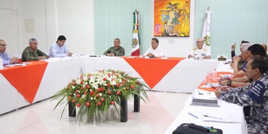 Incrementan 30% homicidios dolosos en Veracruz, afirma Yunes Linares
