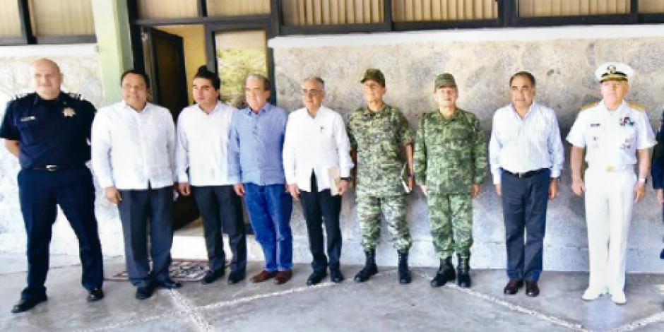 Refuerzan vigilancia en Guerrero