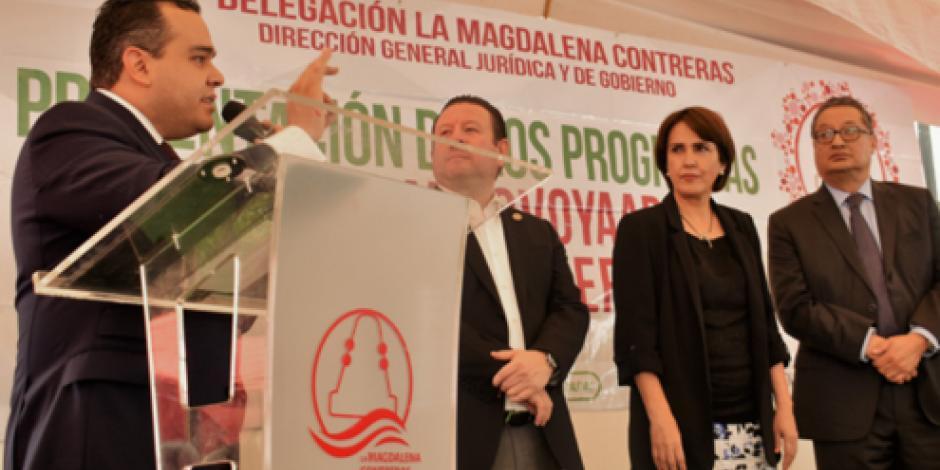 Presenta Fernando Mercado los programas #YoSoyContreras y #ConPermisoVoyaAbrir