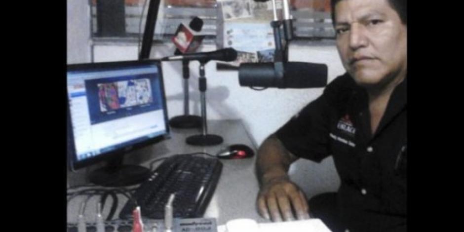 Atacan a periodista de Puebla con un cuchillo
