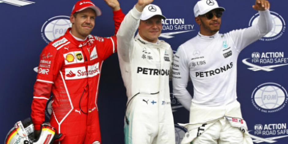 Valtteri Bottas conquista el GP de Austria; Vettel llega en segundo