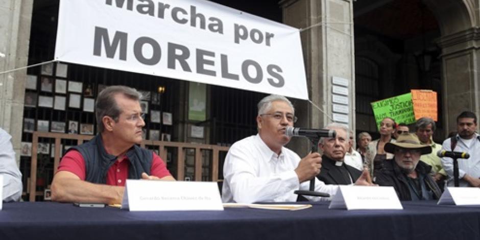 PGR desestima denuncia de coordinadora morelense