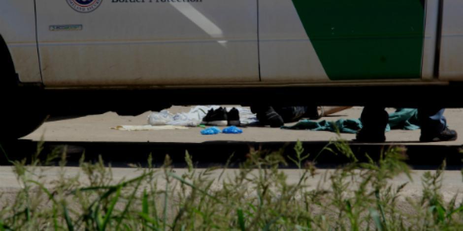 Baja número de migrantes mexicanos muertos en administración de Trump