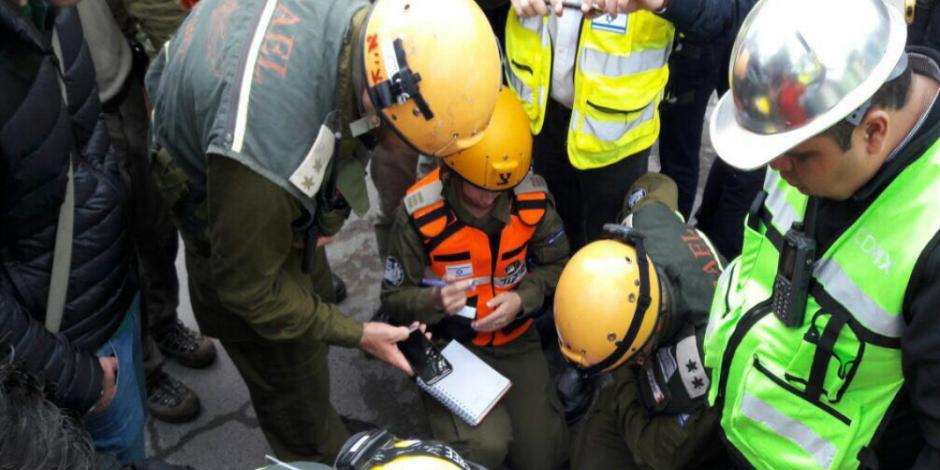 Brigadistas de Israel y Panamá ayudan en rescate de personas en Álvaro Obregón