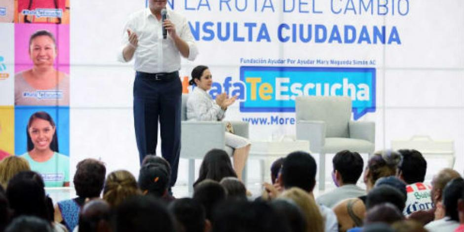 Propone Moreno Valle ampliar sistema penal acusatorio al área civil