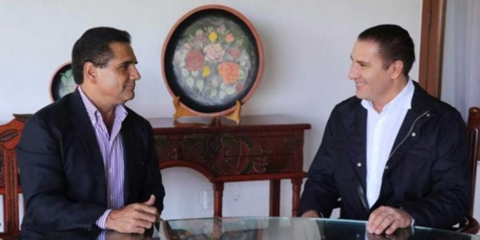 Rafael Moreno Valle y Silvano Aureoles se pronuncian a favor de la consolidación del FAD