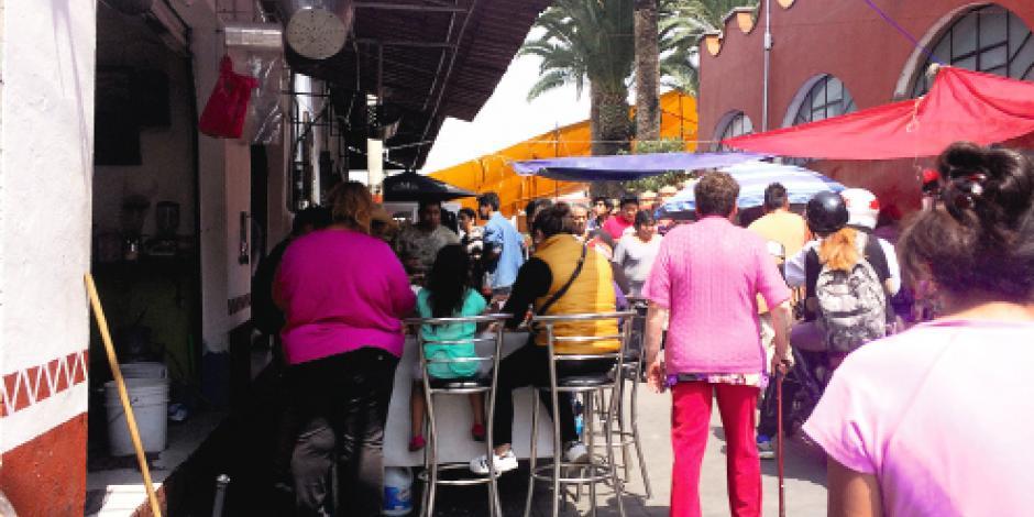 Los mototaxistas,  ejército de halcones  de El Ojos, se esfuman  de calles de Tláhuac