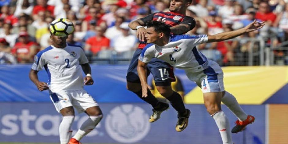 Debutan EU y Panamá con empate en Copa de Oro