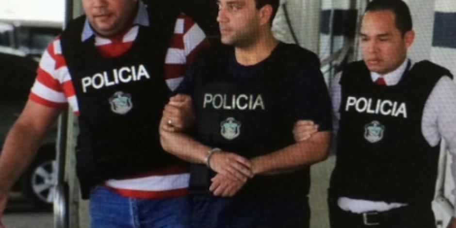 Inicia primera audiencia de extradición de Borge en Panamá