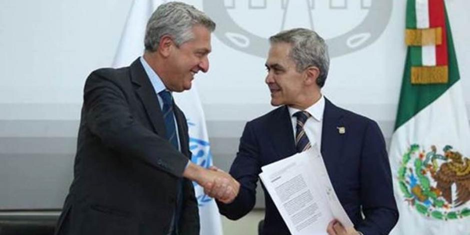 Reconoce ONU políticas públicas del gobierno de la CDMX a favor de los refugiados