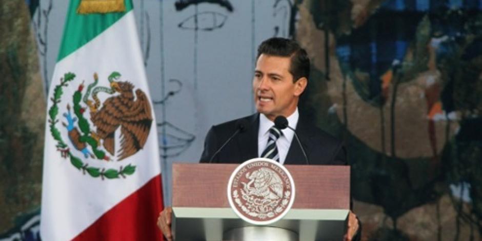 Quiere EPN que sanciones por agresiones a policías sean más severas