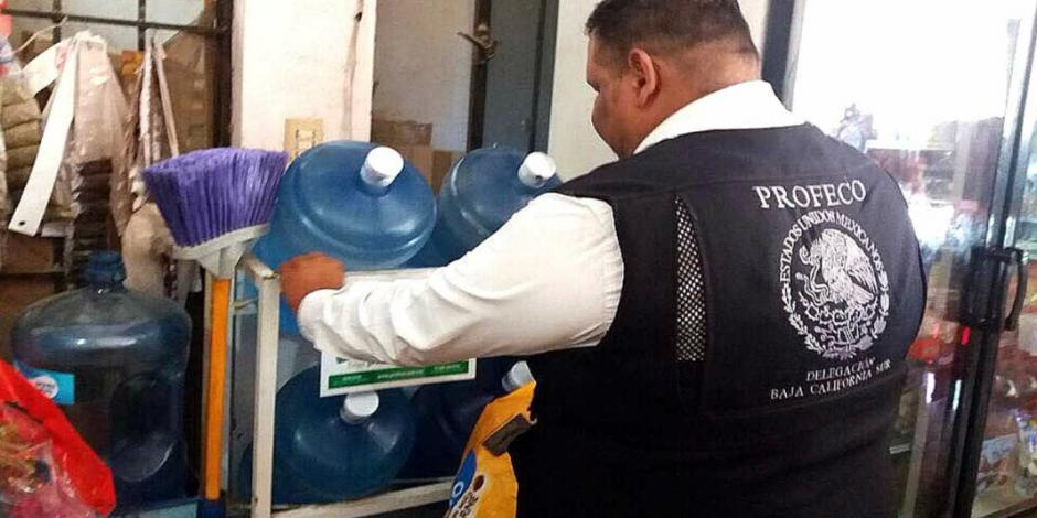 Profeco aplica operativo contra abusos en Baja California Sur