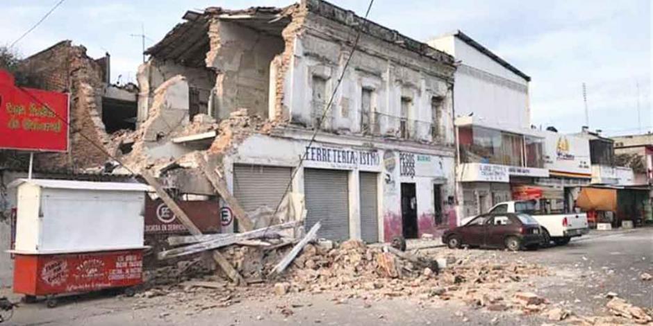 Sismo afecta a 4 mil 500 Pymes en Oaxaca y Chiapas, afirma el Inadem