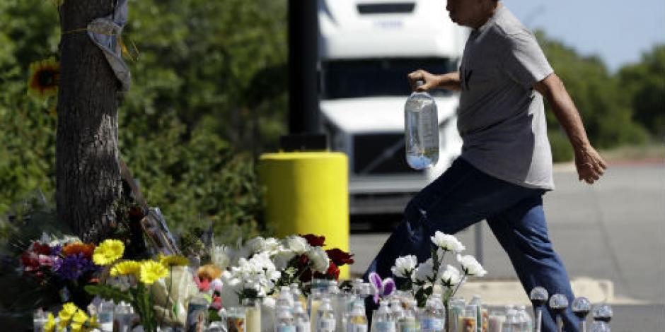 Familia tramita repatriación de migrante que murió el tráiler de Texas