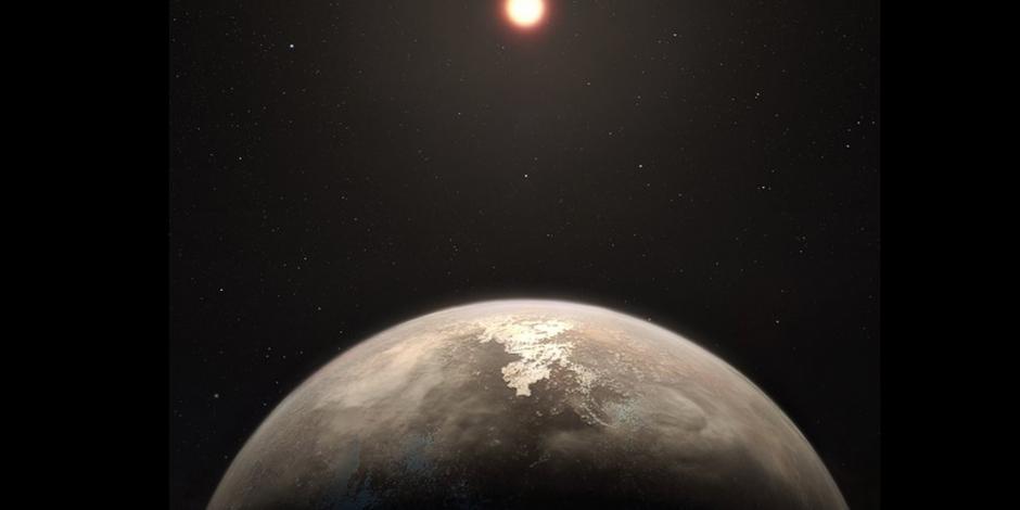 Descubren planeta con condiciones similares a las de la Tierra