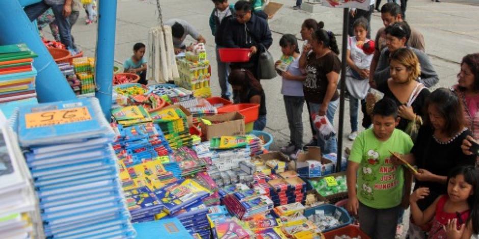 Hogares mexicanos destinan 82% del gasto para este regreso a clases