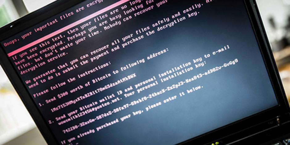 Ucrania acusa a Rusia de ciberataque masivo