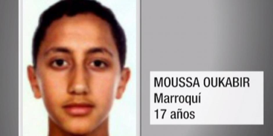 Conductor de la furgoneta que mató a 14 personas en Barcelona era un menor de edad