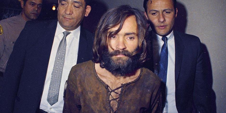 FOTOS: Muere a los 83 Charles Manson, el líder de una