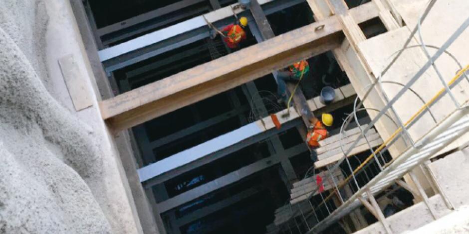 Túnel Mixcoac tiene cárcamo para desfogar 240 mil litros