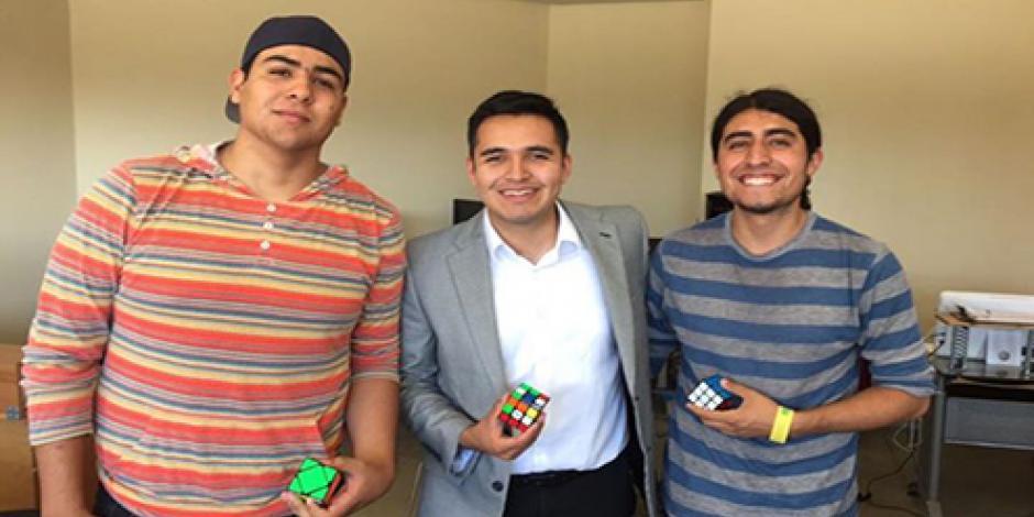 Convocan a jóvenes a participar en torneo del Cubo Rubik en Ensenada