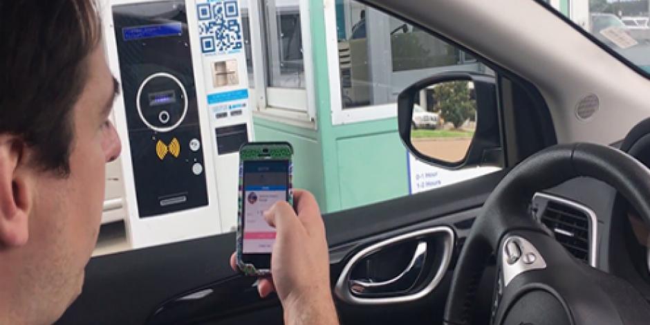 Diseñan app para encontrar estacionamientos en la CDMX