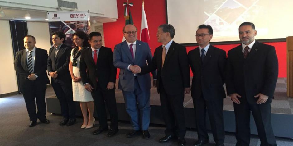 Prevé Tachi-s México abrir nueva planta en Morelos