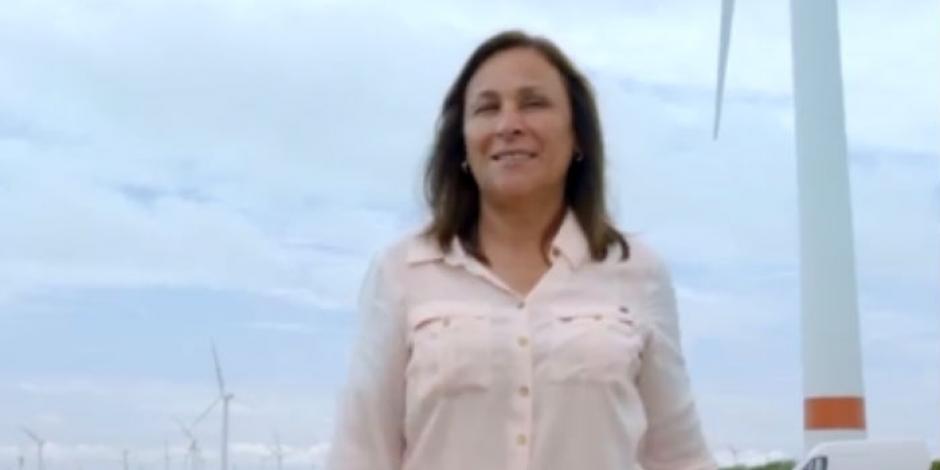 AMLO nombra a Nahle encargada del sector energético en Proyecto de Nación